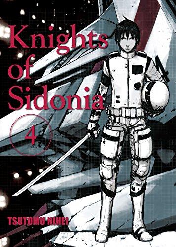 Knights of Sidonia Vol. 4 (English Edition)