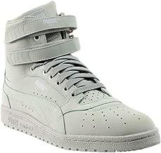 PUMA - Mens Sky Ii Hi Nubuck Hightop Sneakers