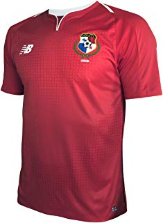 New Balance Panama Home Soccer Men's Jersey FIFA World Cup Russia 2018 (M)