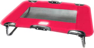 Coleman Folding Cot For Pet Up to 50 Lbs - Red