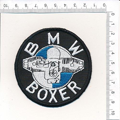 Eisen auf bestickt Patch BM.W Boxer