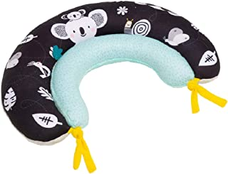 Taf Toys 2 in 1 Tummy-Time soft baby pillow for 0-5 months, newborns and infants fun play time on Tummy