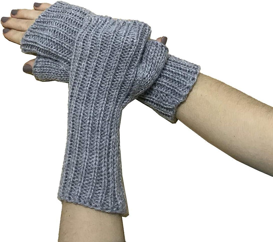 TINKUY PERU - Peruvian Alpaca Wool Women's & Men's Fingerless Mitten Des Gants Gloves