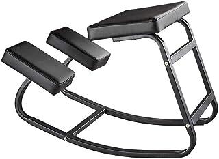 MHIBAX Chaise de jeu Chaise à genoux Correction des étudiants Chaise de bureau Assis Chaise de bureau à genoux Siège régla...