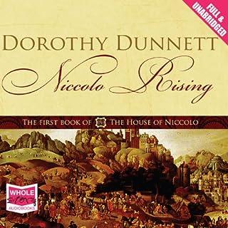 Niccolo Rising audiobook cover art
