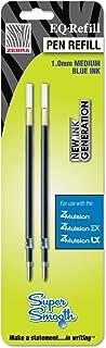 Zebra Refill for Z-Mulsion EX Ballpoint Pen, Medium, Blue