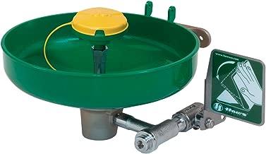 Haws Drinking Faucet 7260B-7270B AXION MSR Eye/Face Wash Station, English, 107.38 fl. oz, Plastic, 1
