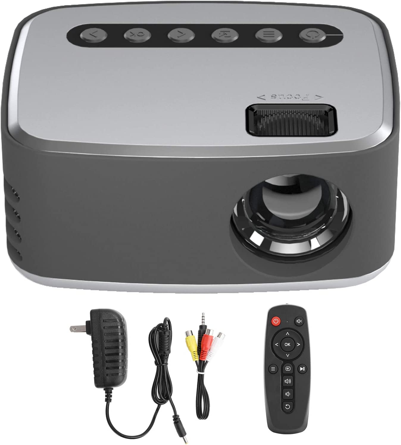 Mini Projector 35% OFF New products, world's highest quality popular! Short Focus with Portable Design Movie