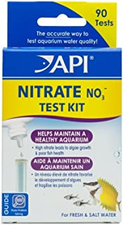 Api Nitrate Test Kit, Available, Monitors Water Quality and Helps Prevent Invisible Problems That Can Be Harmful to Fish, ...