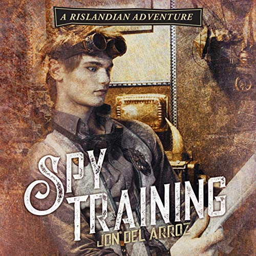 Spy Training cover art