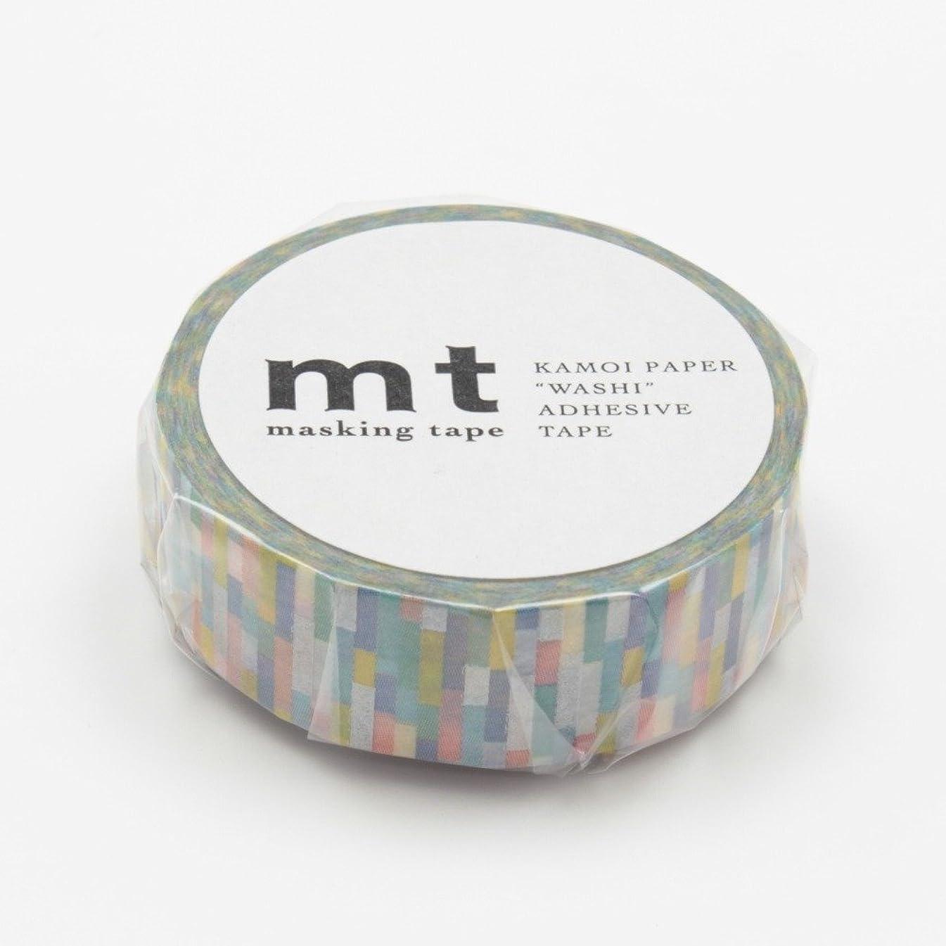MT Patterns Washi Paper Masking Tape, 3/5