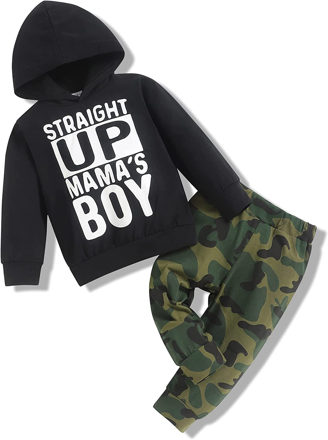 Seyouag Toddler Baby 5% OFF Boys Clothes T-Shirt Boy Up Straight Mama's 5% OFF