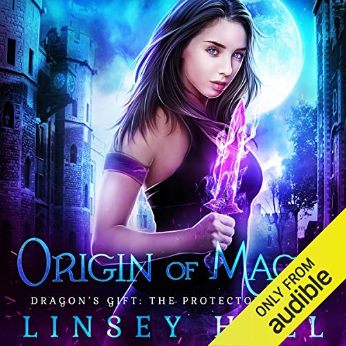 Couverture de Origin of Magic