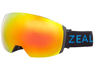 Zeal Optics Portal XL (Smokeshack w/ Jade Mirror + Persimmon Sky Blue Lens) Goggles