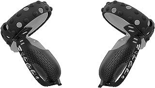 AMVR [Version Pro Housse de poignée de manette tactile et anneau de protection en silicone anti-collision pour Oculus Ques...