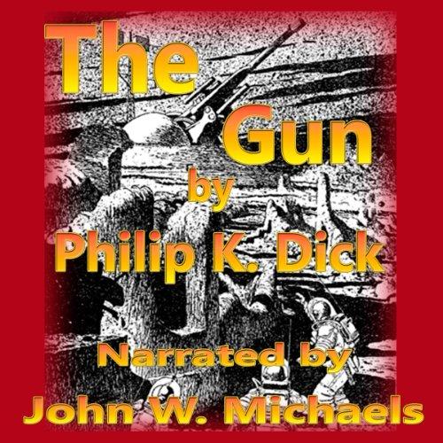 The Gun audiobook cover art