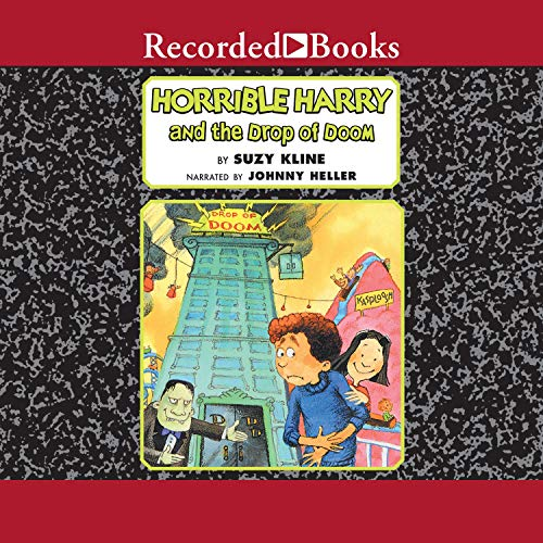 Horrible Harry and the Drop of Doom  By  cover art