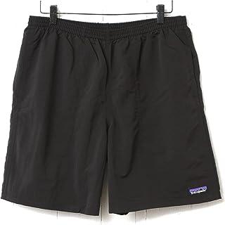 パタゴニア バギーズロング7インチ メンズ Men's Baggies Longs-7 バギーズショーツ patagonia 58034 XSサイズ Black(BLK)