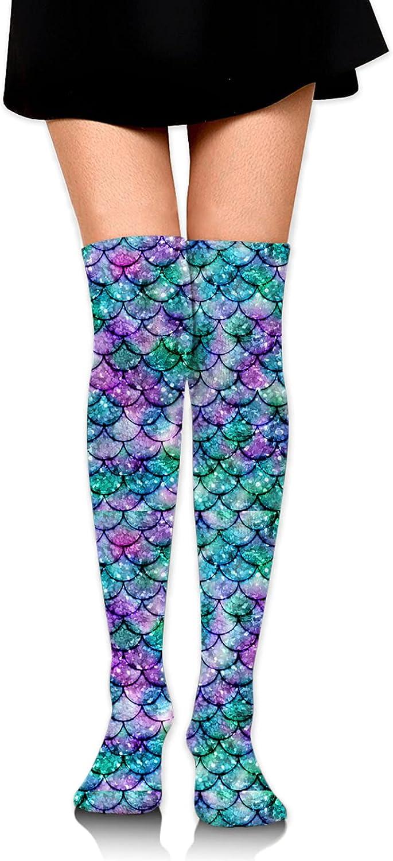 Comfort Knee Compression Sock Over item handling ☆ High Tube Girls Socks Nippon regular agency Sports W For