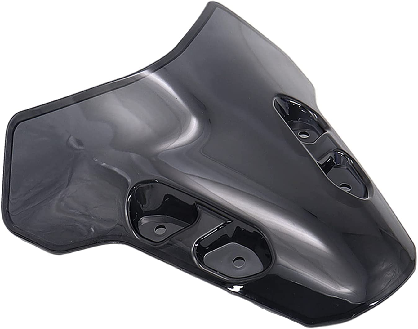 Homyl Motorcycle Credence Front Windshield Air Popular products Deflector Wind Flow Winds
