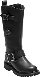 Women's Chalmers 12.5-Inch Motorcycle Boots D87154