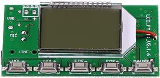 FM Radio Transmitter Module, Asixx DSP & PLL Digital Wireless Microphone Stereo FM Transmitter Module 87-108MHz
