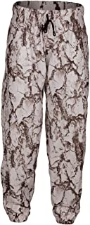 Natural Gear Snow Cover-up Pant Men's Camo Pants, Snow Pants Made from 100% Brushed Poly Tricot, Waterproof, Windproof - Natural Gear