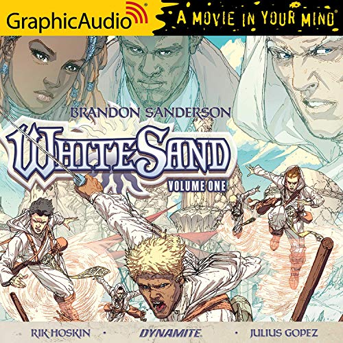 White Sand: Volume One cover art