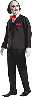 Men's Saw Billy Costume and Mask
