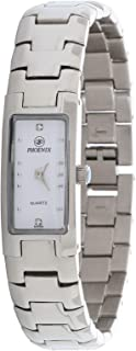 Phoenix Wrist Watch For Women Analog Stainless Steel, P11206L