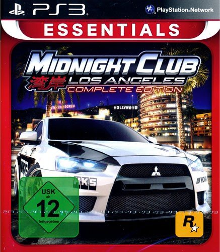 Midnight Club - Los Angeles Complete Edition [Essentials]