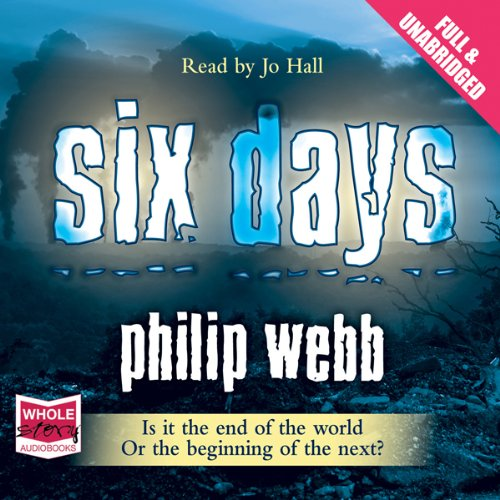 Six Days audiobook cover art