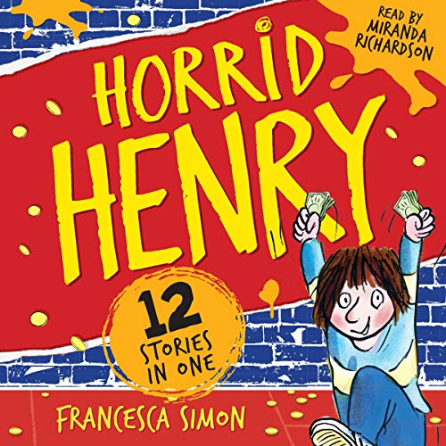 Horrid Henry: The Mayhem and Mischief Collection cover art