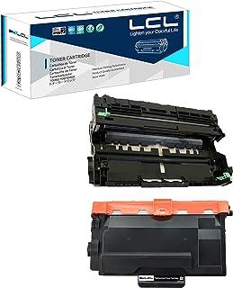 LCL Brother用 ブラザー用 TN-62J TN-61J 8000ページ(1パック ブラック)+ DR60J DR-60J 30000ページ(1パック ブラック) 互換トナーカートリッジ/ドラムユニット 対応機種:HL-L5000D H...