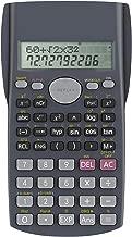 Helect Calculadora Científica de Ingeniería de 2 Líneas,
