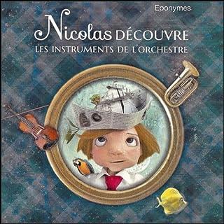 Couverture de Nicolas découvre les instruments de l'orchestre