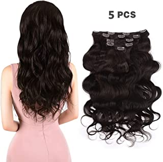 Best extensions hair remy Reviews