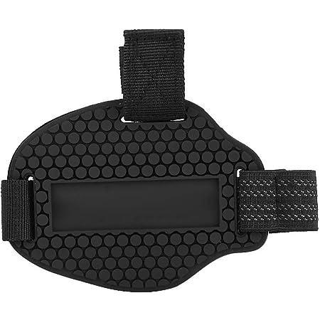 Aramox Moto Protecteur Shift Pad, Protective Shifter Gear Pad Chaussures Bottes Chaussures de Protection de Changement de Vitesse Moto, Noir