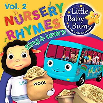 Nursery Rhymes & Children's Songs Vol. 2 (Sing & Learn with LittleBabyBum)