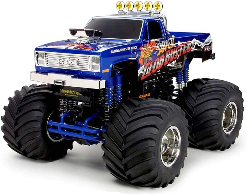 TAMIYA America Inc 1 10 Super Clod Monster Kit Truck Year-end trend rank gift 4WD Buster
