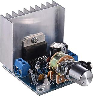 KKmoon Módulo Amplificador de Áudio Estéreo 2.0 15 W + 15 W Dual-channel Mini Amplificador Board Amplificar DIY Placa de C...