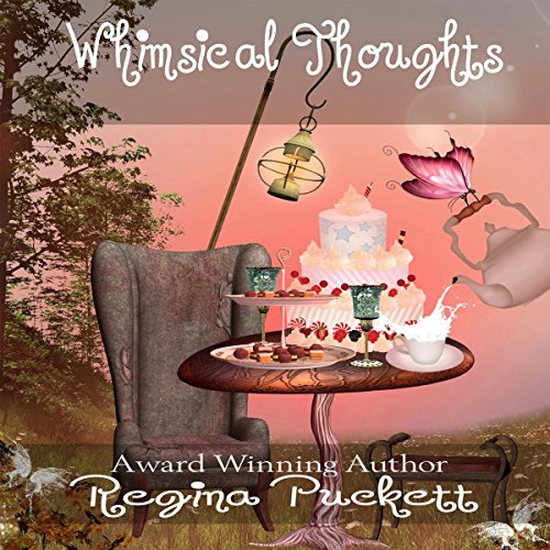 Whimsical Thoughts audiobook cover art