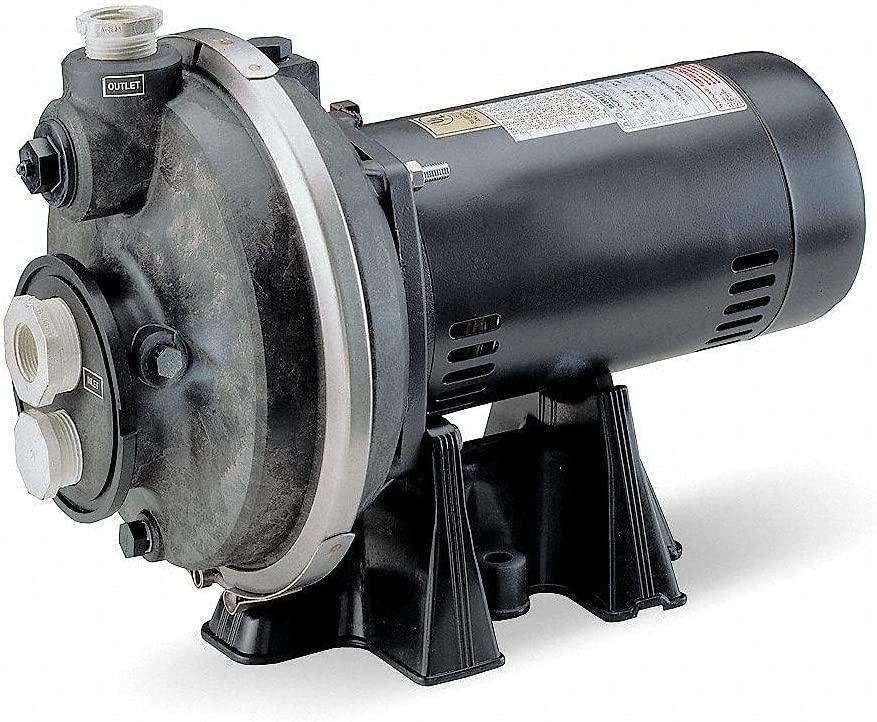 Dayton 1 2 HP Pool Cleaner Max 62% OFF Time sale Booster Pump Amps 3450 RPM 13.4 6.7