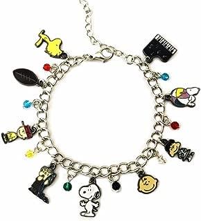 charlie brown charm bracelets