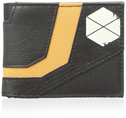 Destiny Titan Mix Material Bifold Wallet [import anglais]