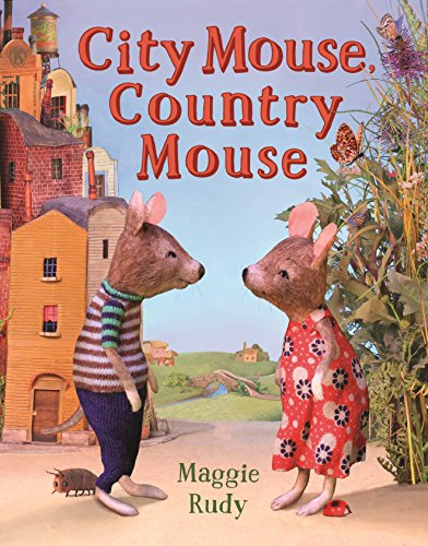 City Mouse, Country Mouse (English Edition)
