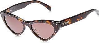 Moschino Women's MOS006/S Sunglasses