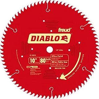 Diablo D1080X ATB Fine Finish Saw Blade