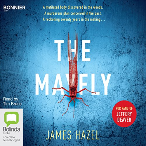 The Mayfly audiobook cover art