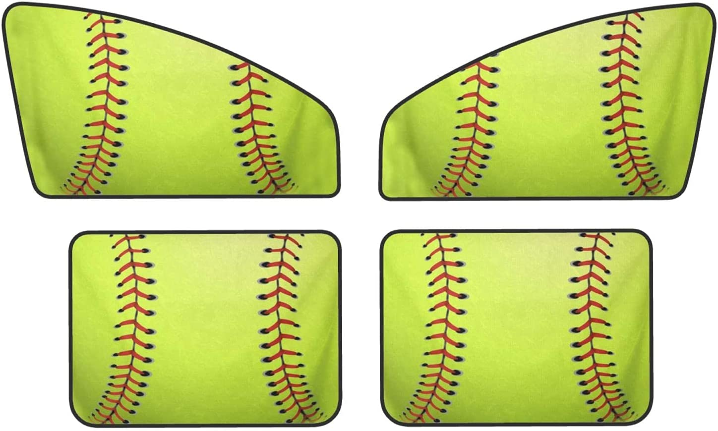 Cheap mail order sales Softball price Car Magnets Protect Covers Front Sunshades Privacy Rear